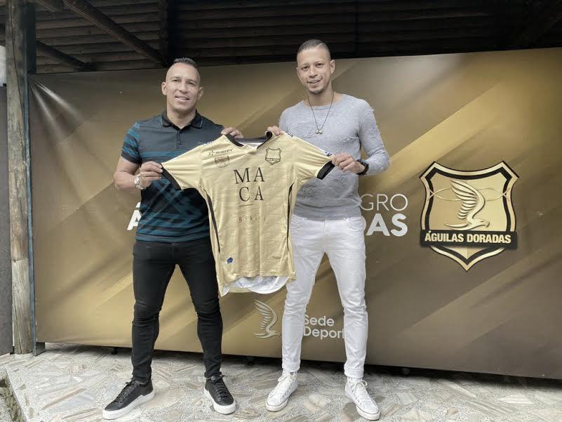 Águilas Doradas confirmó su primera contratación para el 2021