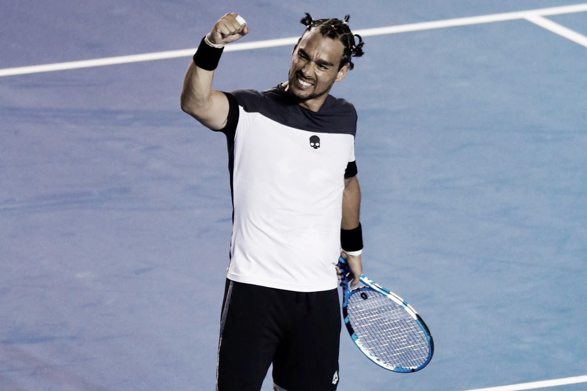Sem dificuldades, Fognini bate Norrie e garante vaga na final do ATP 250 de Los Cabos