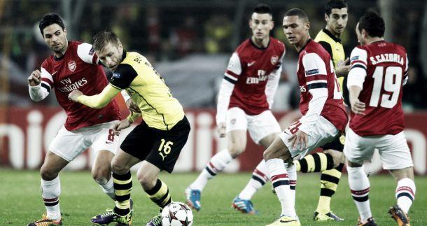 Dortmund-Arsenal : qui va remporter l'énième duel européen ?