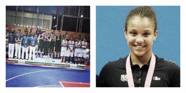 Jeux Olympiques de la Jeunesse 2014 : les basketteurs, Larroque, Gassama et toute la dixième journée