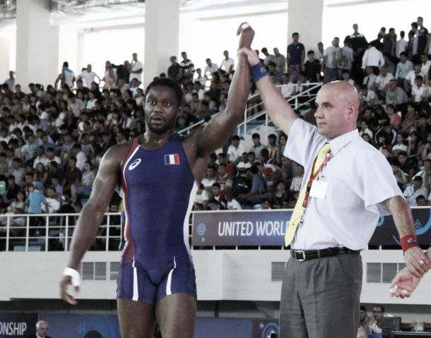 Championnats du Monde de lutte 2014 : le jour doré de Noumonvi et toute la cinquième journée