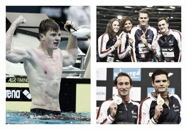 Championnats d'Europe de natation : le doublé Manaudou/Gilot, le RM de Peaty et toute la dixième journée