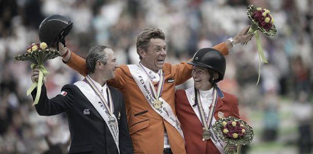 Jeux Équestres Mondiaux : l'argent rageant de Delaveau et toute la treizième journée