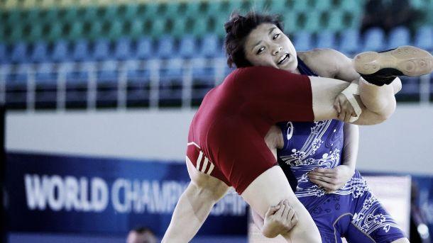 Championnats du Monde de lutte 2014 : la troisième journée