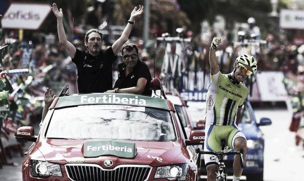 Vuelta 2014 : De Marchi, enfin