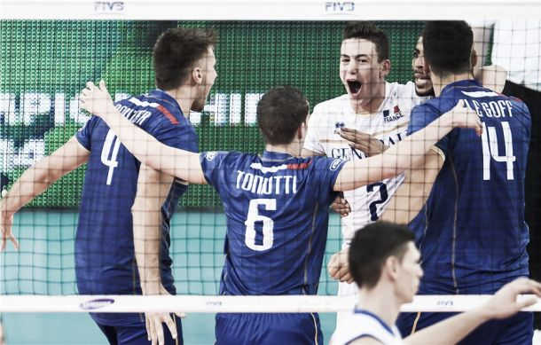 Championnats du Monde de volley-ball 2014 : la France qualifiée pour le Final Six