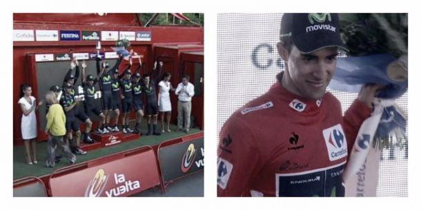Tour d'Espagne 2014 : la première pour la Movistar, Castroviejo premier leader