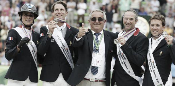 Jeux Équestres Mondiaux : l'argent de Staut, Leprevost, Delaveau et Delestre et toute la dixième journée