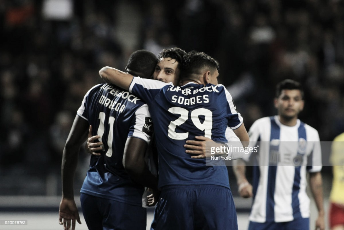 Antevisão Portimonense X Porto: irá o Porto passar mais um obstáculo?