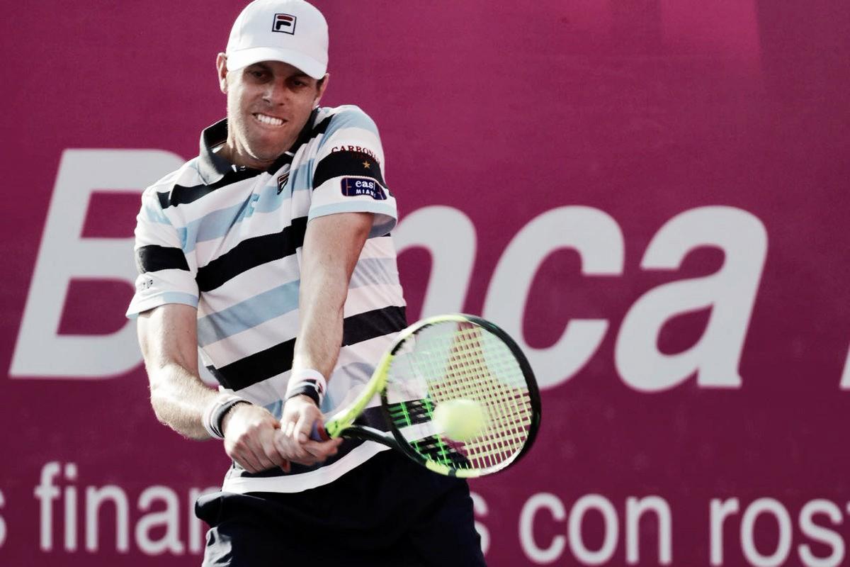 Atual campeão, Querrey atropela Gómeze avança com tranquilidade em Los Cabos