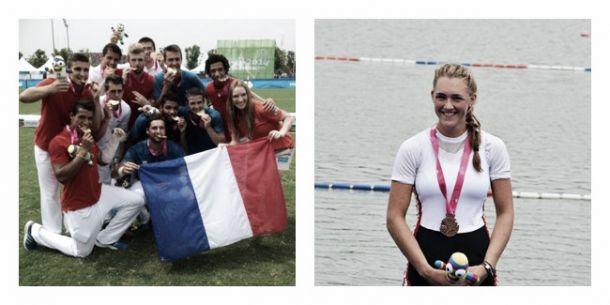Jeux Olympiques de la Jeunesse 2014 : l'or des rugbymans, le bronze de Juillet et toute la quatrième journée