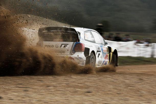 Rallye d'Australie : Ogier accroît son avance à une journée de la fin