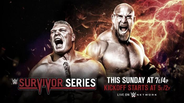 Cartelera WWE: Survivor Series 2016