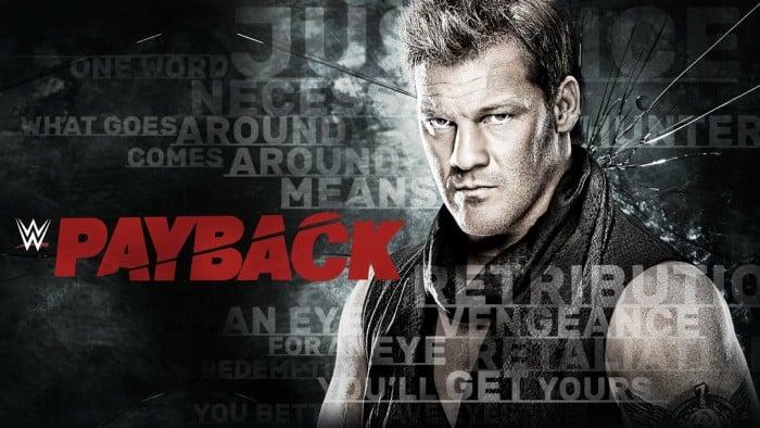 Cartelera WWE Payback 2018