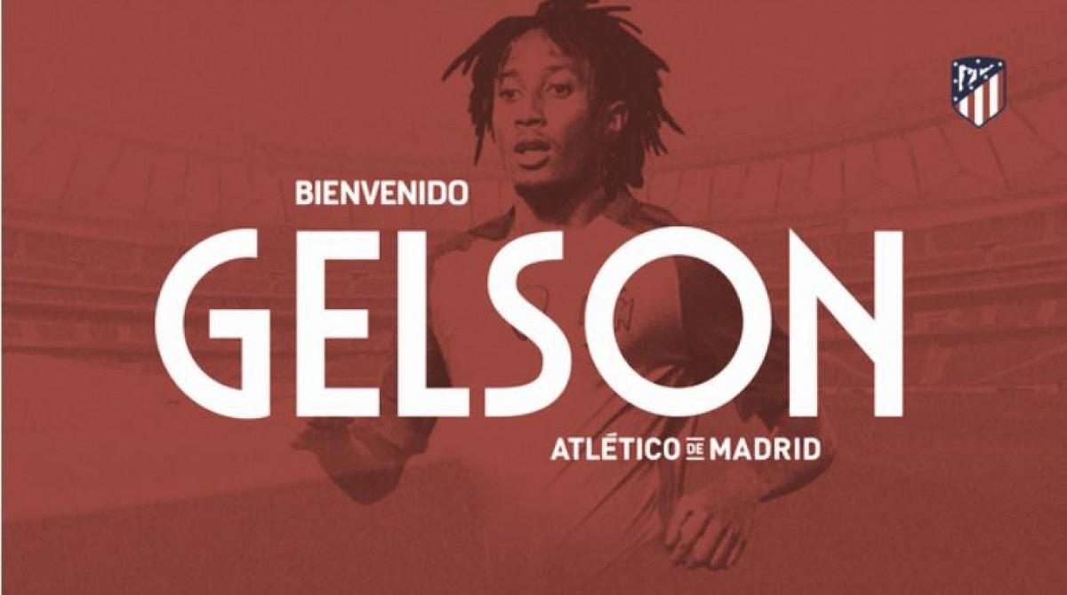 Gelson apresentado em Espanha