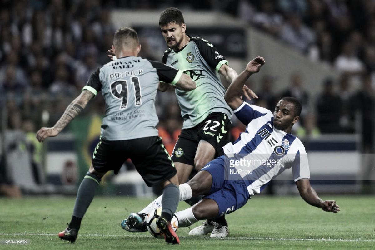 Antevisão: FCPorto x Feirense
