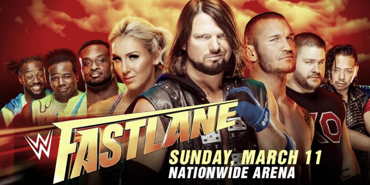 Cartelera WWE Fastlane 2018