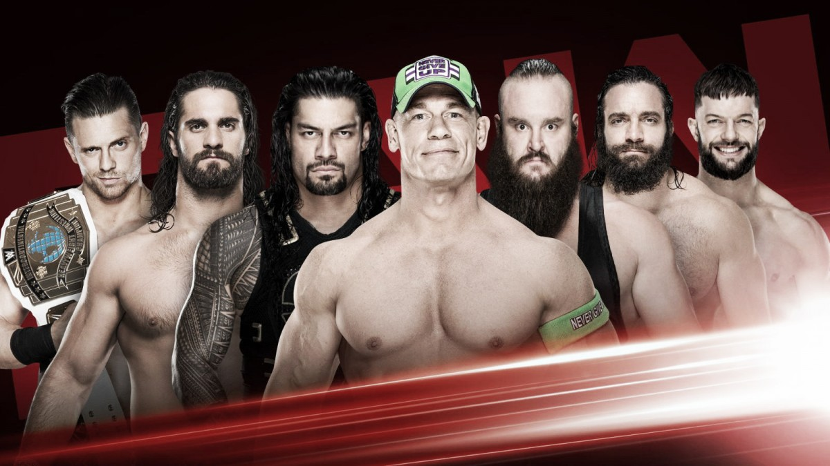 Previa Monday Night RAW 19/02/18: anticipo de Elimination Chamber