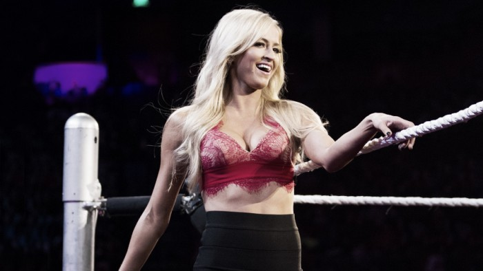 Summer Rae, la jobber femenina de la WWE