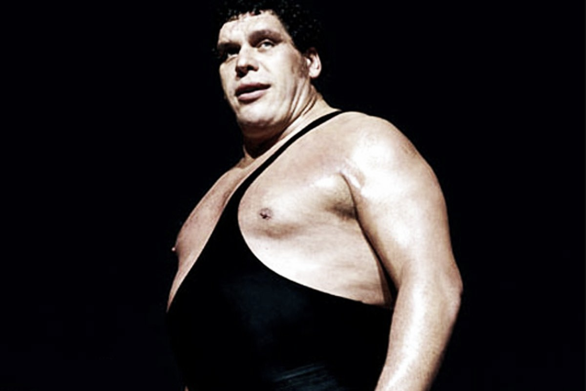 "Andre The Giant: ""The 8th Wonder Of The World"""