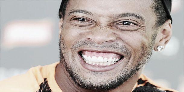 """Ronaldinho é indicado ao """"Oscar do Esporte"""""""