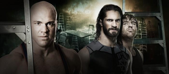 Cartelera WWE TLC: Tables, Ladders & Chairs 2017