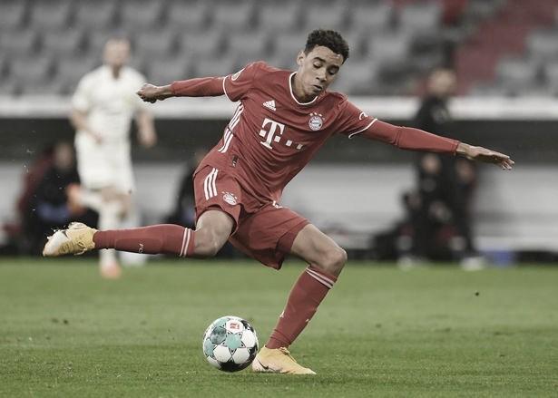 Promessa do Bayern de Munique, Musiala está dividido entre Alemanha e Inglaterra