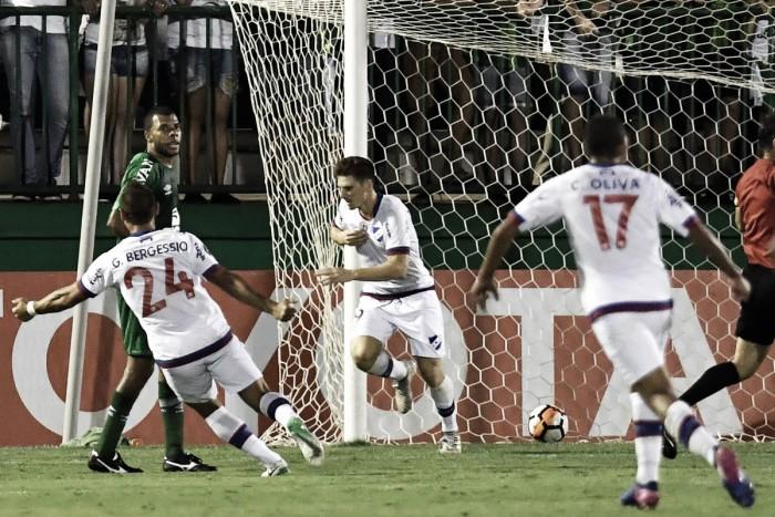 Chapecoense volta perder para Nacional-URU e é eliminada da Copa Libertadores de América