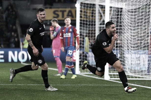 Classic Encounters: Crystal Palace vs Brighton & Hove Albion