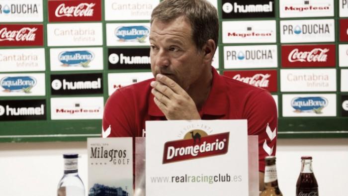 """Viadero: """"No fue un buen día del Racing"""""""