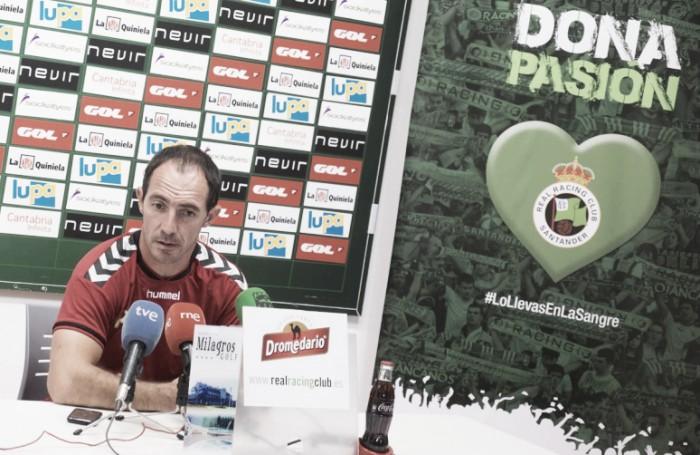 """Munitis: """"El fútbol consiste en meter goles"""""""