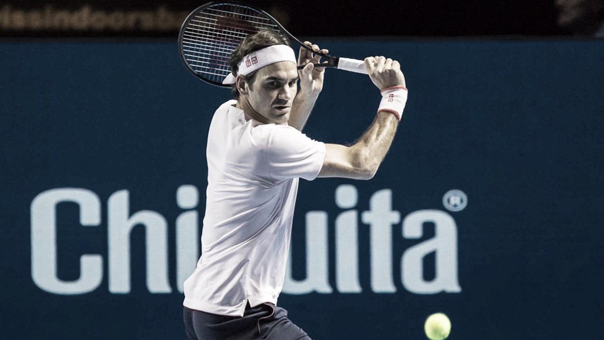 Atual campeão, Federer se impõe nos momentos decisivos e derrota Struff na Basileia