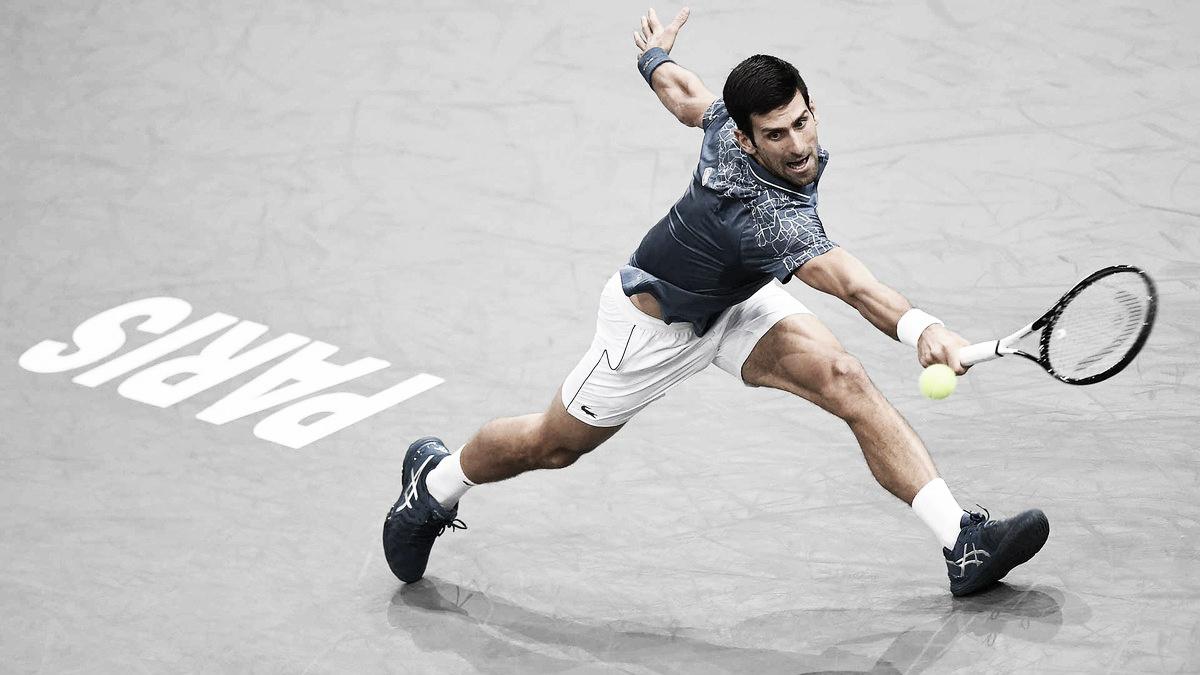 Djokovic vira sobre Cilic e segue firme rumo ao pentacampeonato em Paris