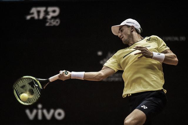 Ruud domina, vence Sousa pelo segundo torneio consecutivo e avança no Brasil Open