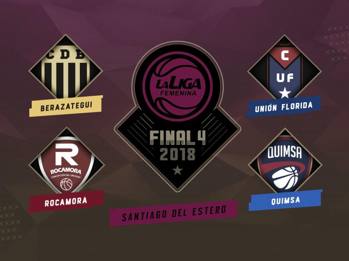 Liga Femenina: confirmado el Final Four