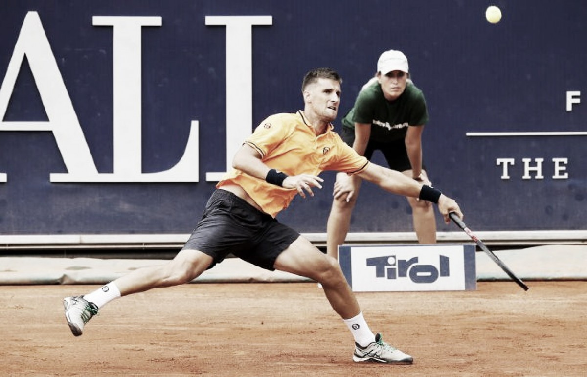 Vindo do qualifying, Klizan atropela Istomin e conquista título do ATP 250 de Kitzbühel