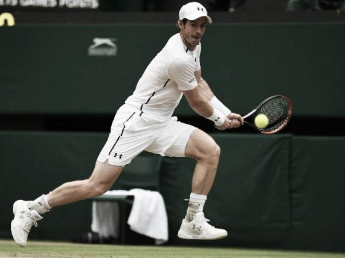 Murray vence Berdych em sets diretos e garante presença na final de Wimbledon