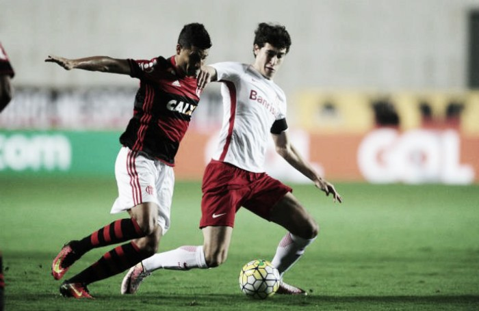 """Argel minimiza derrota do Inter contra Flamengo: """"Achei o jogo equilibrado"""""""