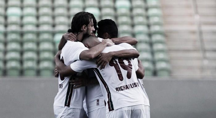 Resultado América-MG x Fluminense no Campeonato Brasileiro 2016 (0-1)