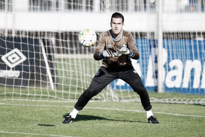"Marcelo Grohe comenta retorno de Geromel: ""Comanda nosso sistema defensivo"""