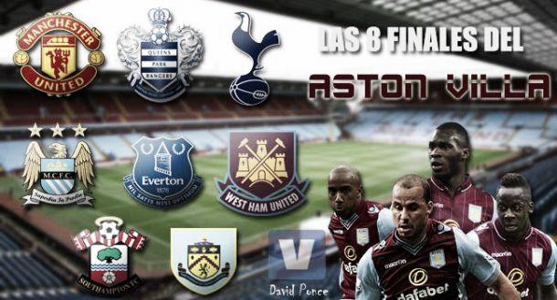 Las ocho finales del Aston Villa