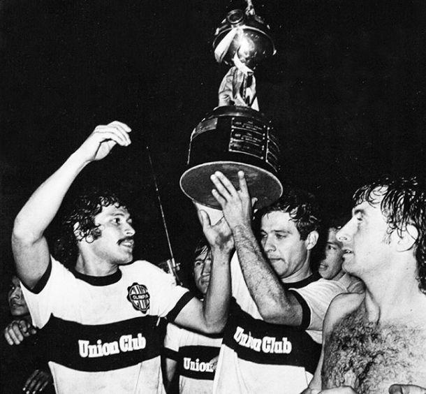El 'Rey de Copas' paraguayo