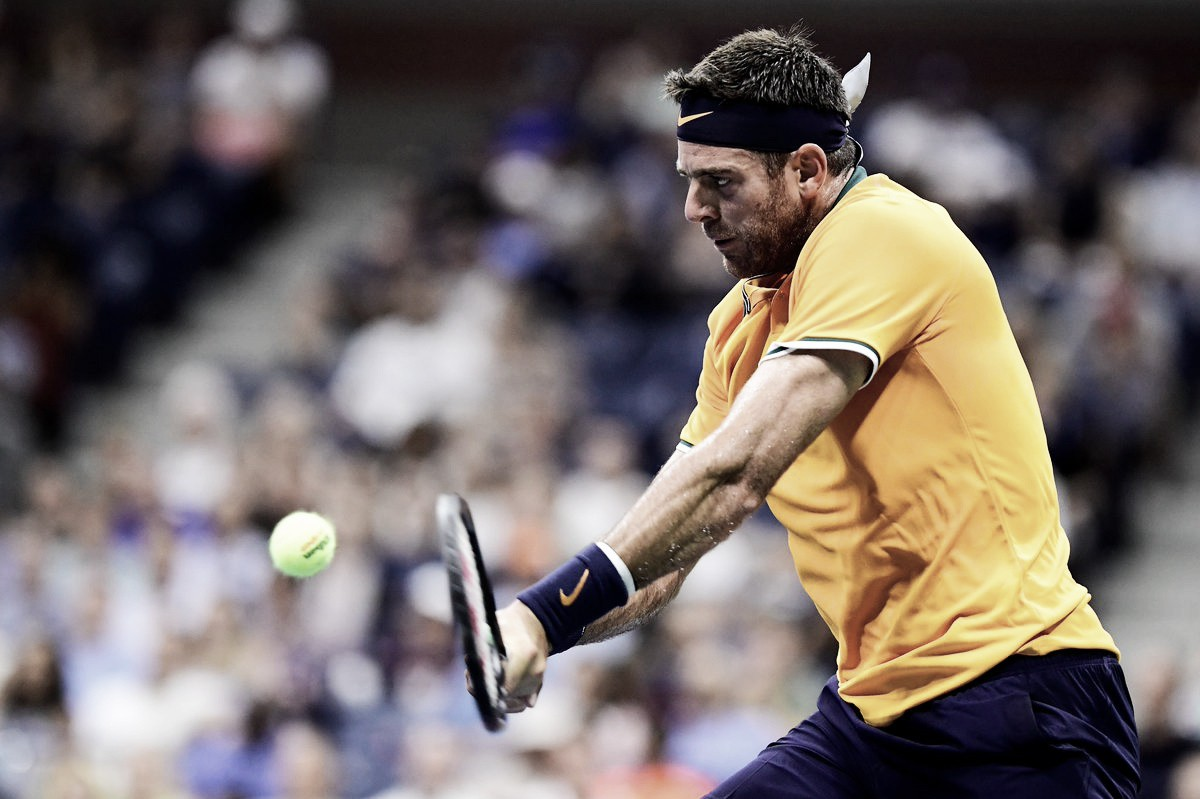 Seguro, Del Potro vence Coric com tranquilidade e avança às quartas no US Open