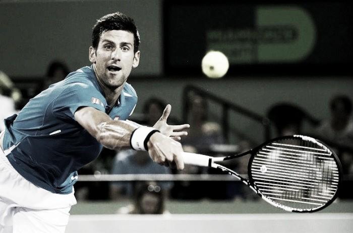 Novak Djokovic vence Edmund e estreia com vitória no Masters 1000 de Miami