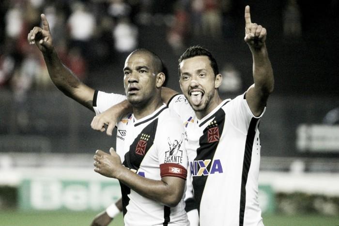 Vasco bate Brasil de Pelotas em casa, mantém liderança e faz as pazes com torcida