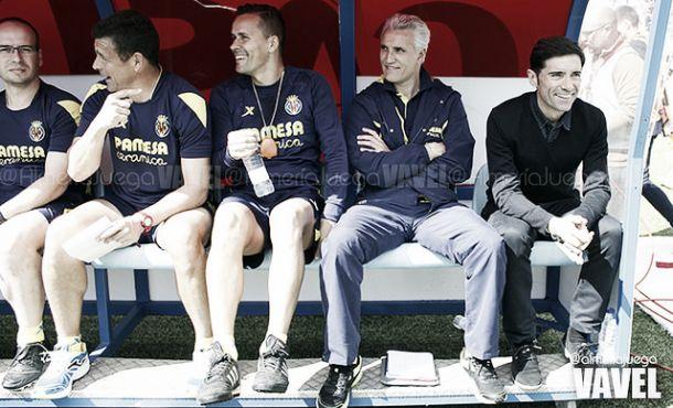 Moi Gómez, la gran ausencia ante el Espanyol