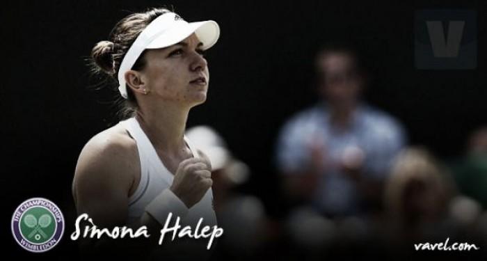Wimbledon 2016. Simona Halep: alergia a la hierba