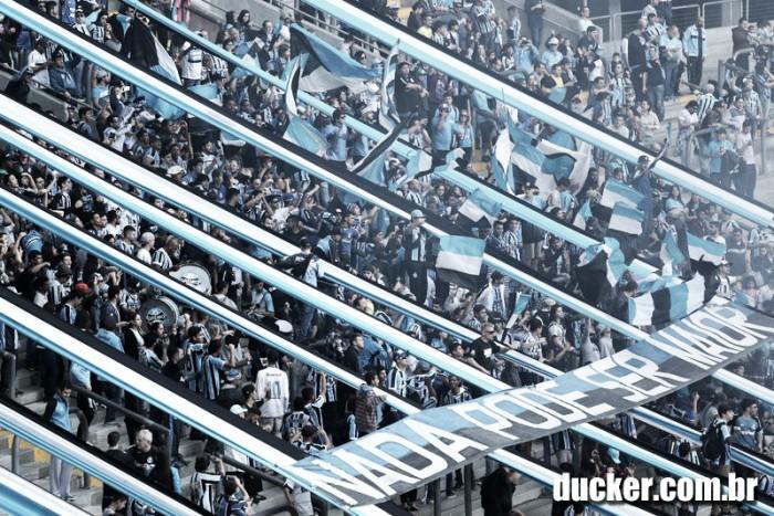 Treino do Grêmio antes do Gre-Nal tem alentaço e dúvida entre Everton e Miller Bolaños