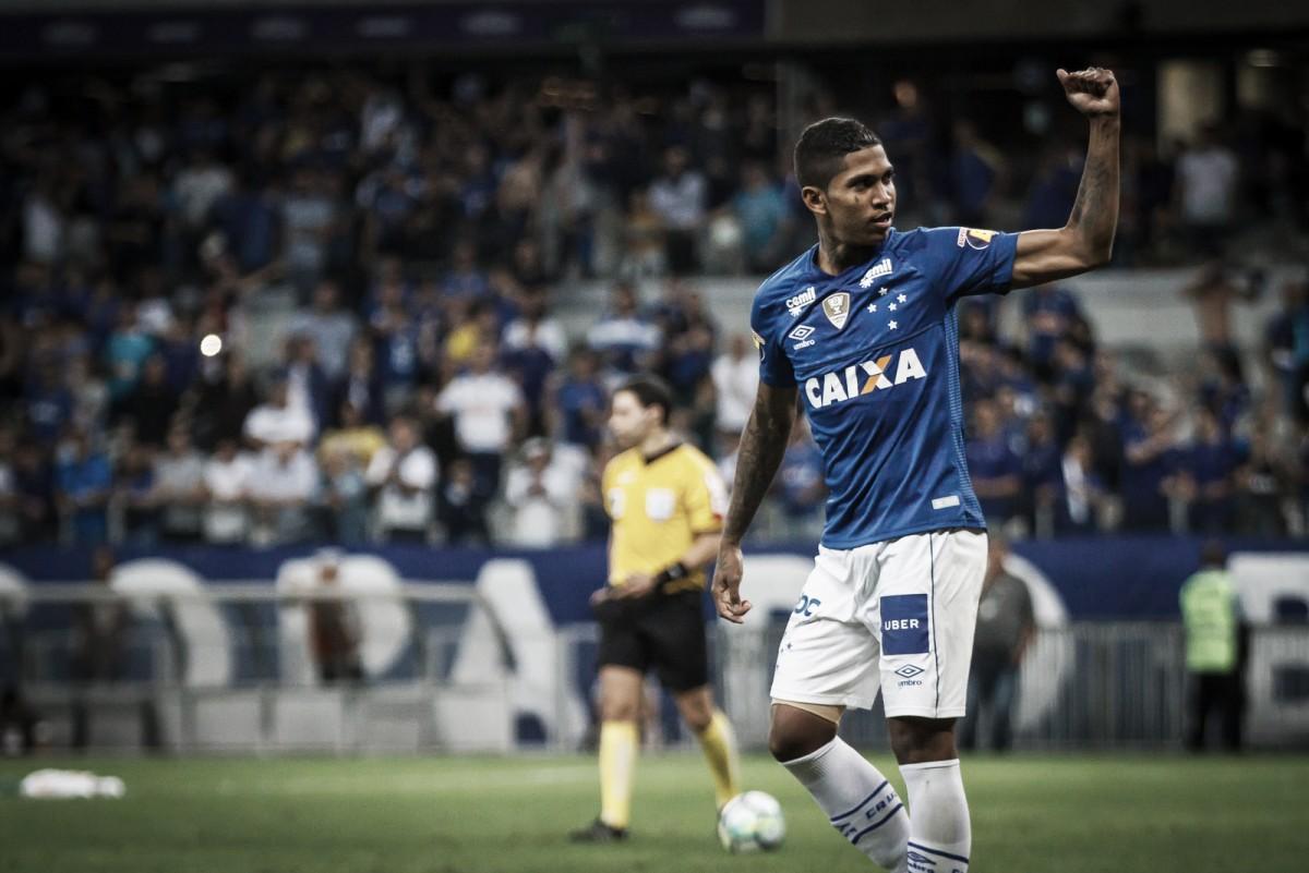 """Raniel """"pede passagem"""" no Cruzeiro e relaciona calendário pesado às suas recentes lesões"""