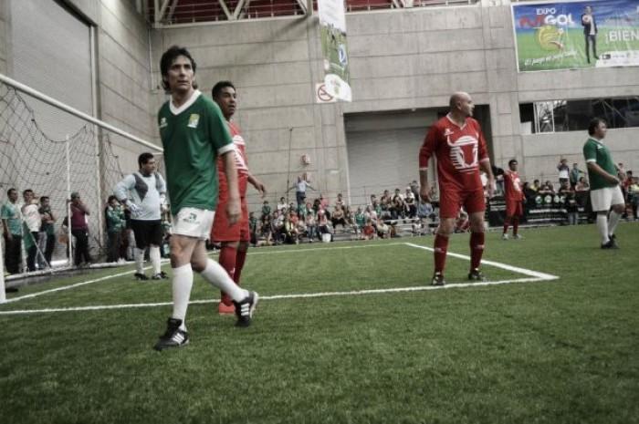 Anuncian juego de leyendas entre León y América